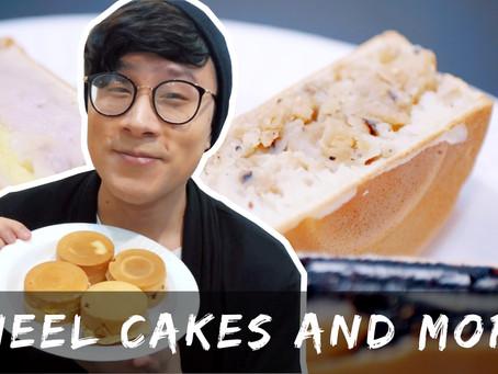 The Best Taiwanese Wheel Cakes At Happy Wheelie! (@RosendaleSings)