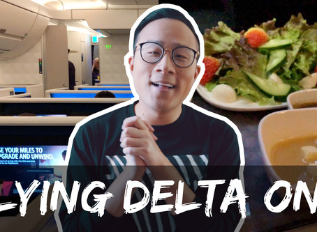 This Is What a Business Class Flight Is Like With Delta Air Lines