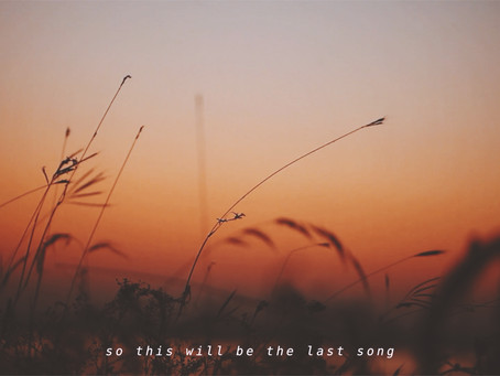 Rosendale - Last Song (Lyric Video)