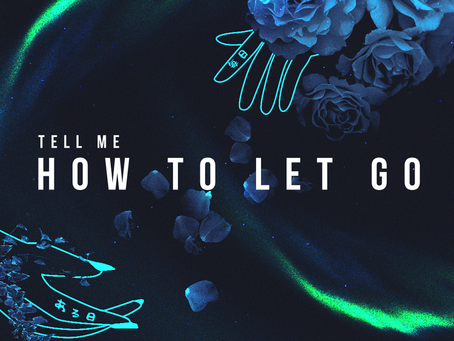 """My new song """"Tell Me How To Let Go"""" is out now!"""