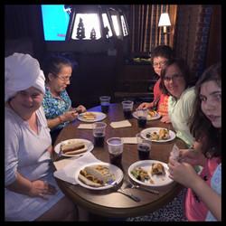 WDW Late Dinner Fuun