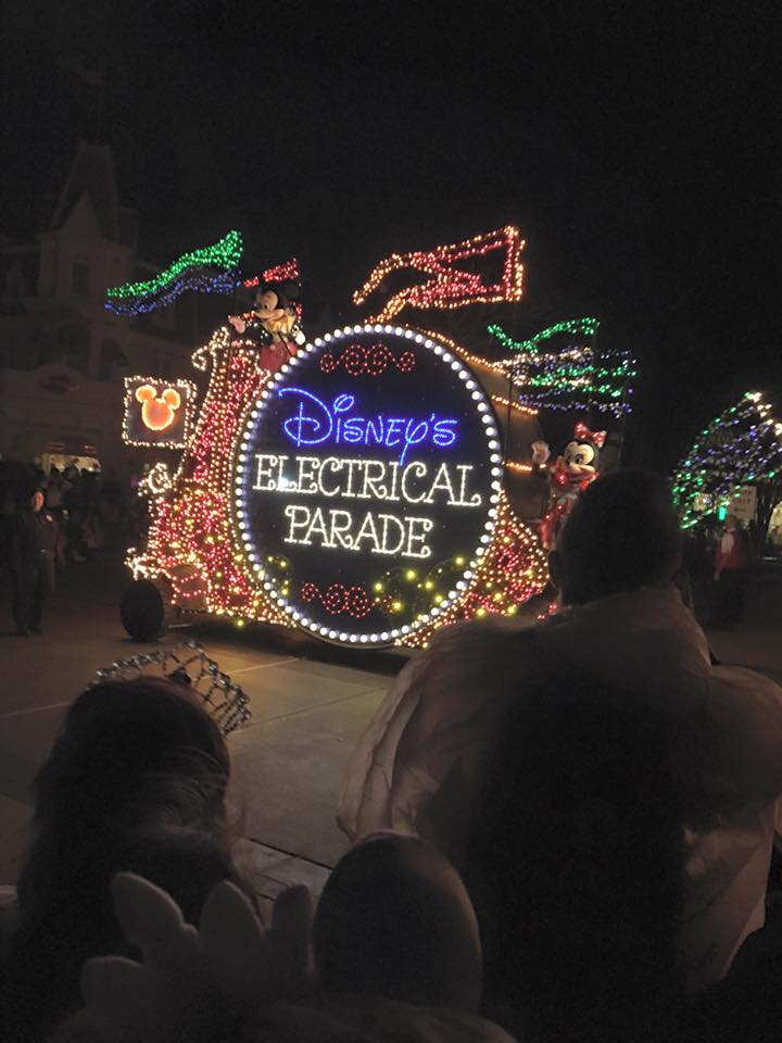 WDW Night Parade Logo