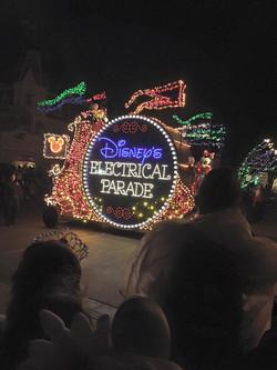 WDW Night Parade Logo