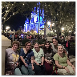 WDW Castle Pic Night Day 1