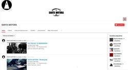 SANTA MOTORA - Youtube