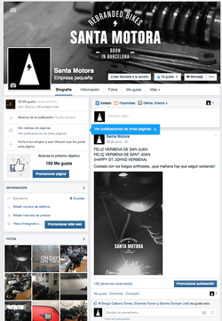 SANTA MOTORA - FB