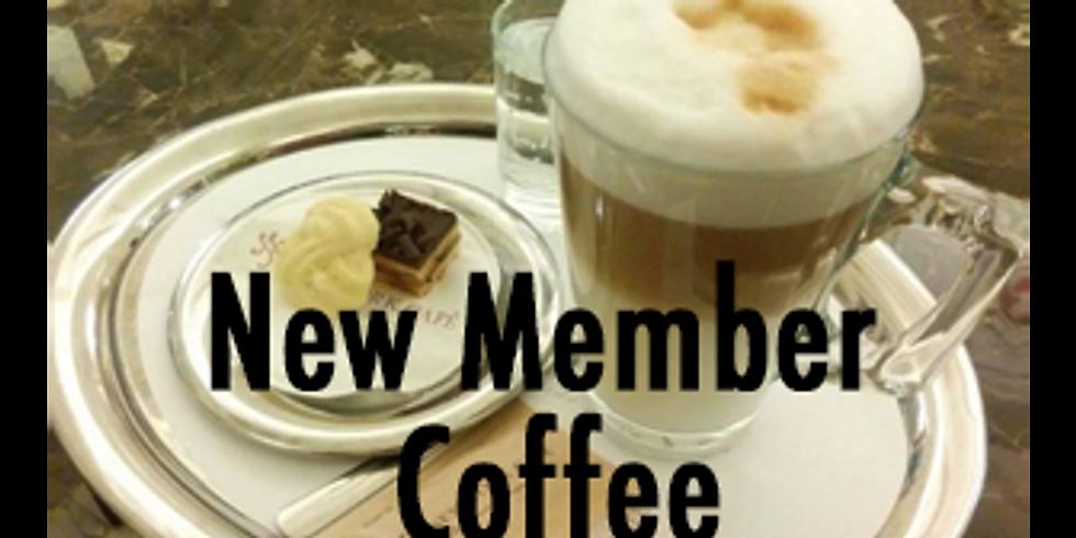 New Member Coffee