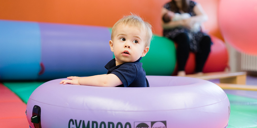 Beyond Bruises All-Ages Gymboree Kick-Off Party