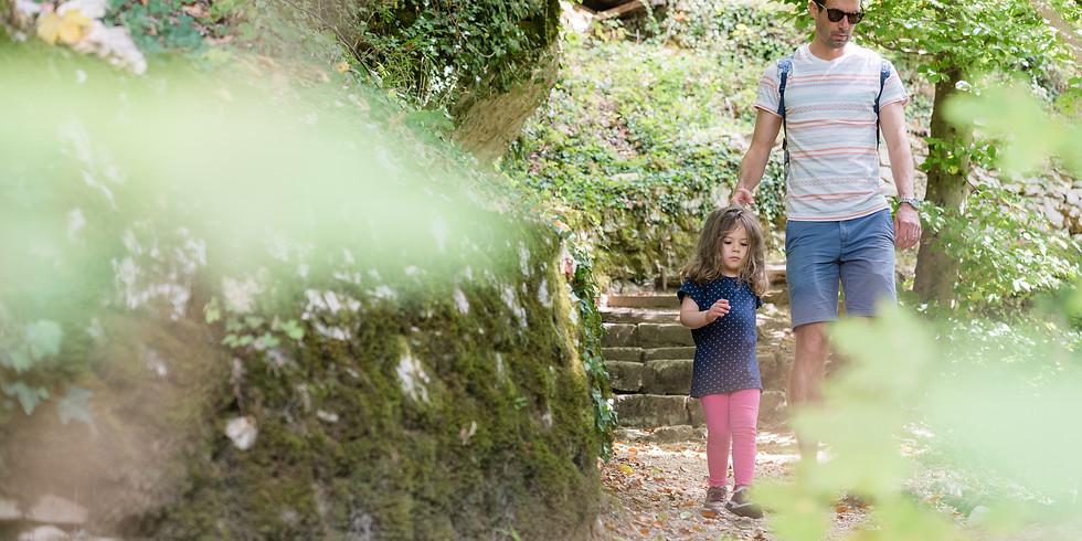 Nature Detectives Walk -Tierpark Lange erlen