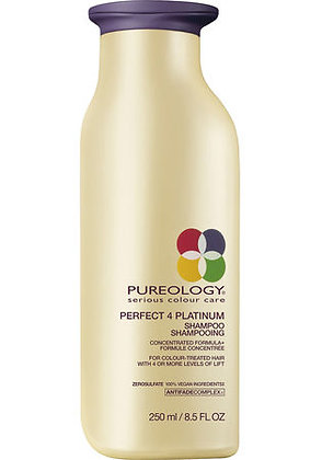 Perfect 4 Platinum Shampoo 8.5 oz