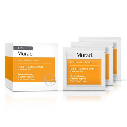 Rapid Resurfacing Peel 10% Glycolic Acid Wipes