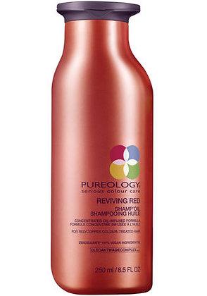 Reviving Red Shamp'oil 8.5 oz