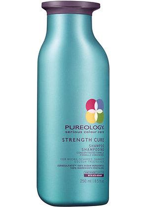 Strength Cure Shampoo 8.5 oz
