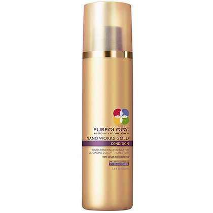 Pureology Nano Works Gold Conditioner 6.8oz