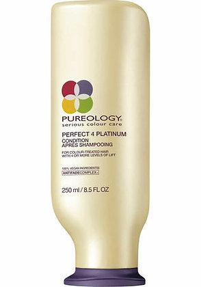 Perfect 4 Platinum Condition 8.5 oz