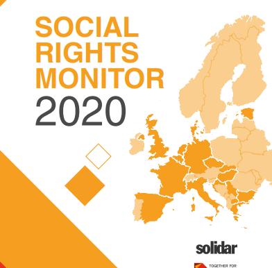 SOCIAL RIGHTS MONITOR 2020