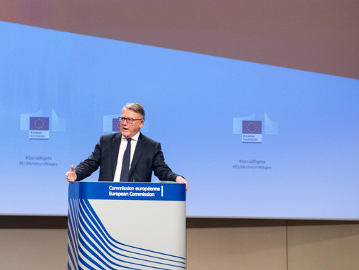 Nyt Europa: Vi ser frem til en håndfast køreplan for social balance i EU
