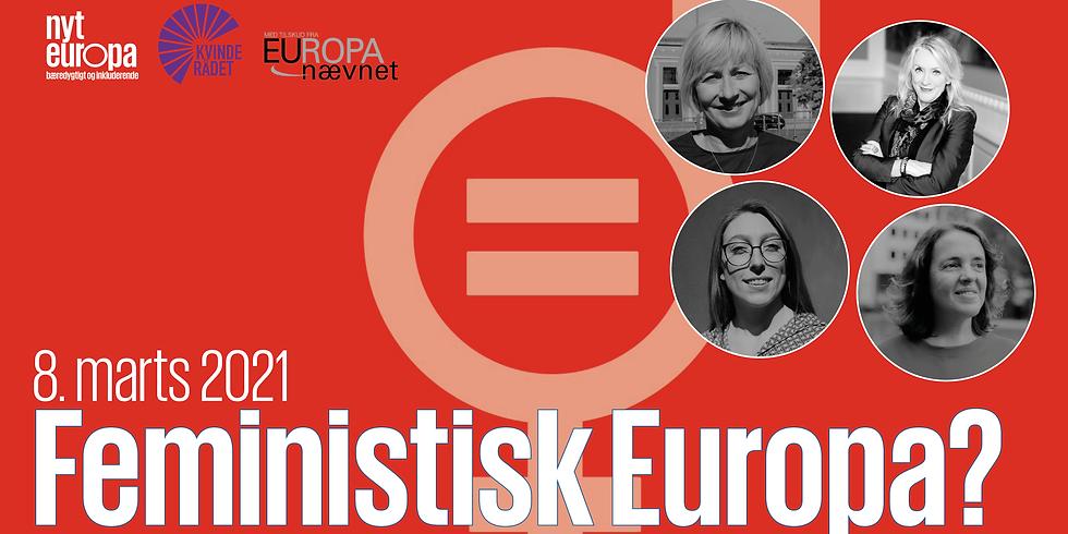 8. marts debat om ligestilling i EU med European Womens Lobby næstforkvinde