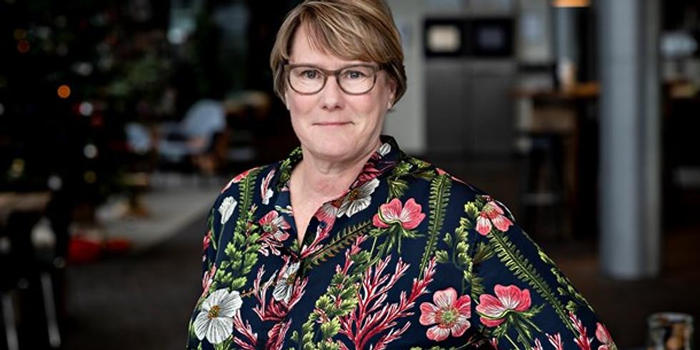 Møde med Bente Sorgenfrey om en Europæisk mindsteløn