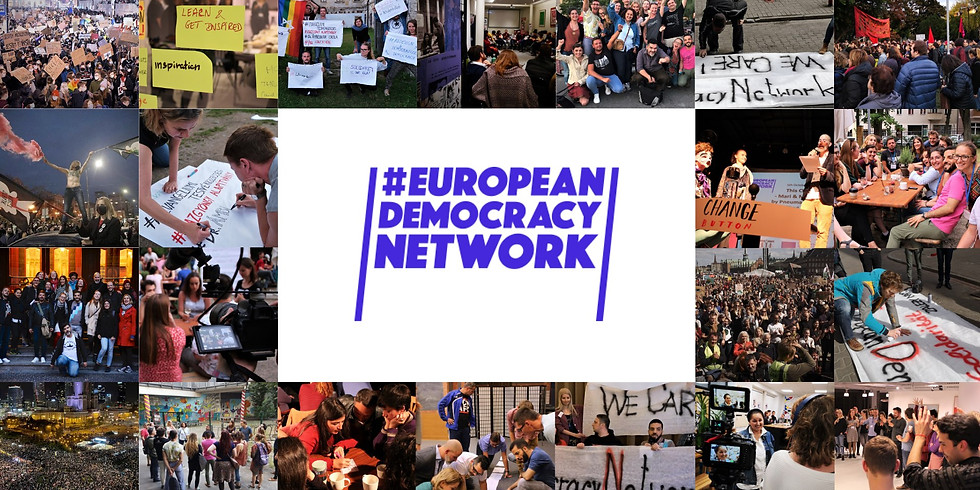 Democracies in the Making! Online Learning Exchange with activists and changemakers from across Europe