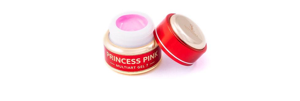 MultiArt Gel Princess Pink 5g