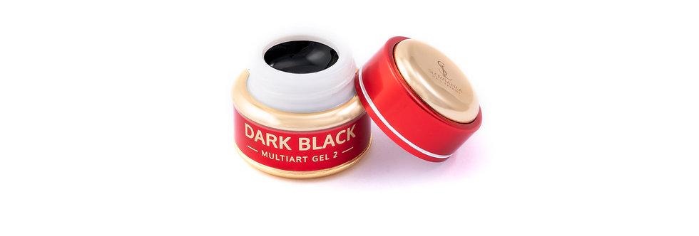 MultiArt Gel Darkly Black