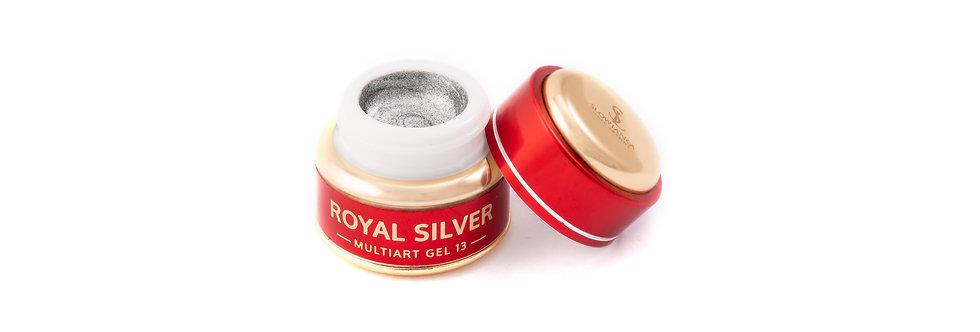 MultiArt Gel Royal Silver 5g