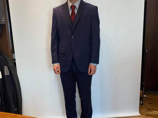 成人式オーダースーツ