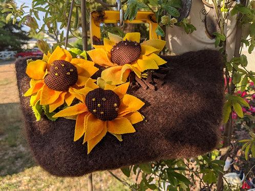 Sun Flower Purse