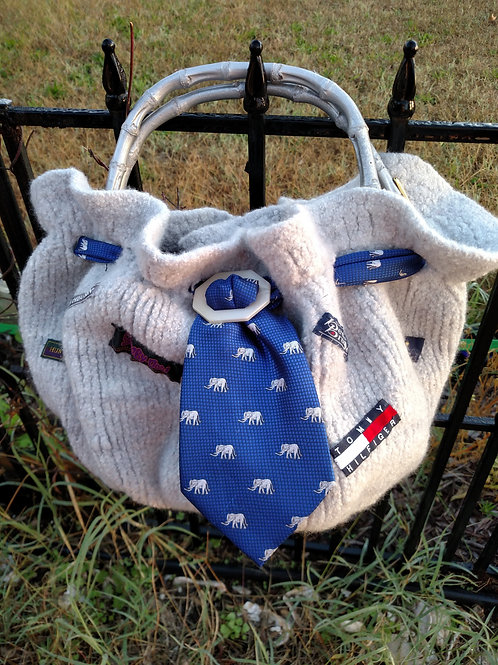 Men's tie purse