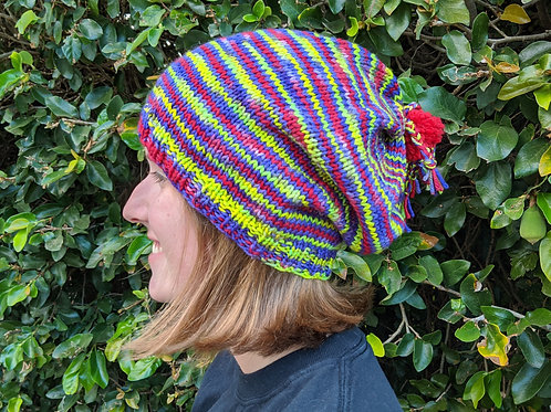 Funky Slouchy hat