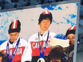 Kevin Reynolds - Sochi 2014