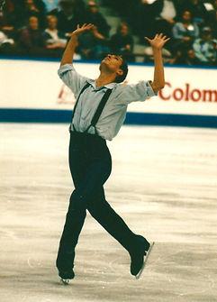 Emanuel Sandhu, 3 times Canadian Champion