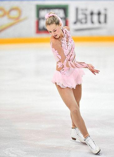 Beata Papp, Former Finland Ladies Champion, Jnr World Team Member