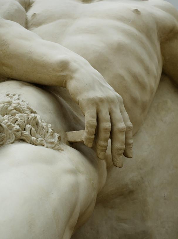 Polyphemus' hand