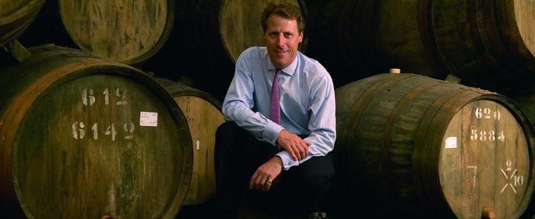 Adrian Bridge, CEO of Taylor-Fladgate (credit: Taylor-Fladgate)