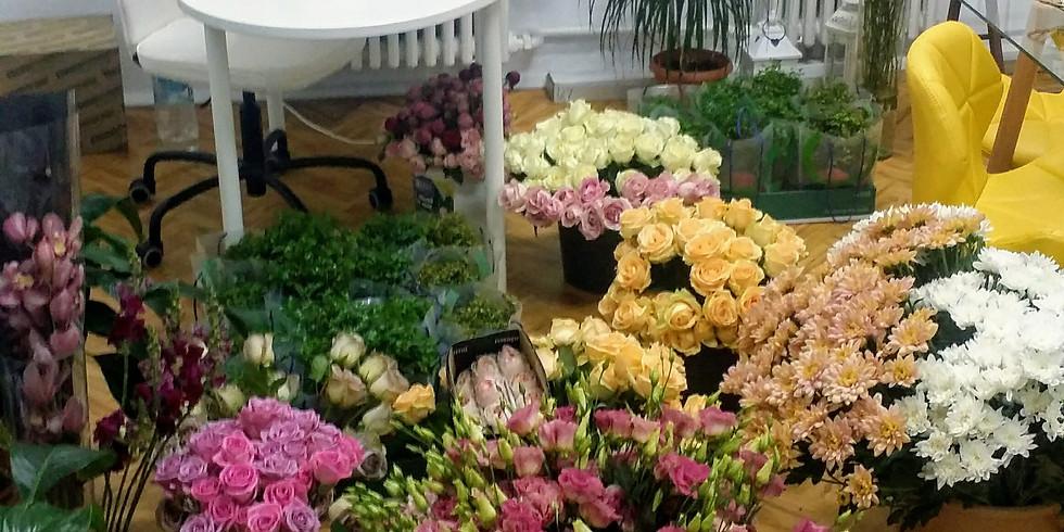 Atelier de Creatie Florala, Aromaterapie si Cosmetice ECO