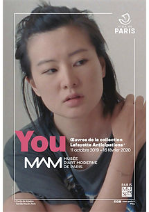 You musée d'art moderne de Paris