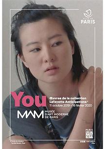 You musée d'art moderne de Paris