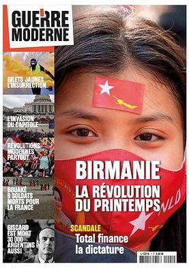 Magazine Guerre Moderne