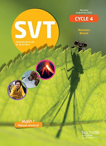 SVT Cycle 4 Hachette 2017