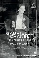 """""""L'exposition «Gabrielle Chanel, manifeste de mode» inaugure la réouverture du musée Galliera à Paris."""