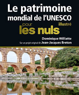 Patrimoine de l'Unesco First editions 20