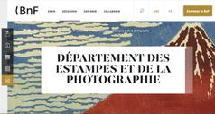 Site internet de la BNF