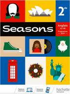 Hachette Education Seasons 2de