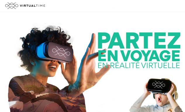 Virtual Time réalité virtuelle