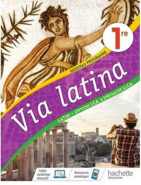 Hachette Education Via Latina 1ere