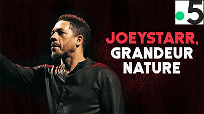 Joey Starr Grandeur Nature de Richard Me