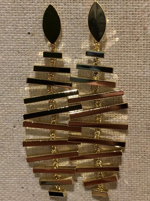 Fashion earrings 20038