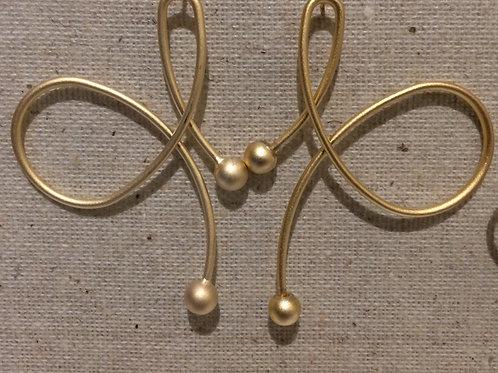 Fashion earrings 20049